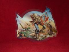 the trooper - vinyl picture disc - single - release 1983