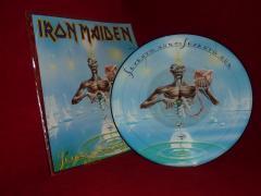 seventh son of a seventh son - vinyl picture disc - album - release 1988