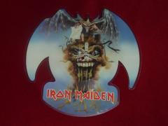 the evil that men do - vinyl picture disc - single - release 1988