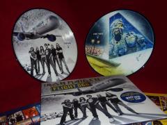 flight 666 - vinyl picture disc - album - release 2009